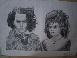 Sweeney Todd by Aline96