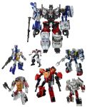 combiner wars: guard city team by minibot-gears