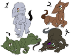 Dima Colt Adoptables-closed by stich76