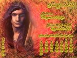 May 2010 desktop calendar by Lirulin-yirth