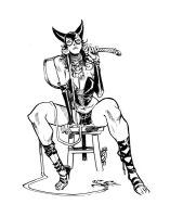 CATWOMAN_SDCC by EricCanete