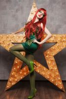 Poison Ivy by BazingaCosplay