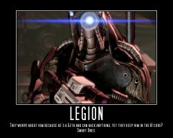 Legion Motivational by UltimaWeapon13