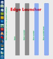 Edge Launcher by compass-uk