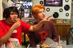 Archie and Jughead- Distraction by twinfools