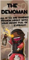 TF2 Demo Bookmark Series by thecatsmewz