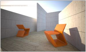 chair by mosarcht
