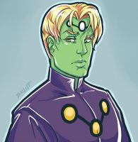 Brainiac 5 by dauntingfire