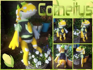 Cornelius Plush by Insane-Sanety