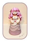 Commission: Rose Quartz Sculpture by Arnne