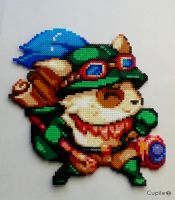 Teemo - League of Legends by Cupile