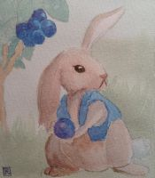 Day 30: Rabbit in a Waistcoat by SylvanCreatures