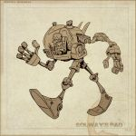 Do the Robot by Kravenous