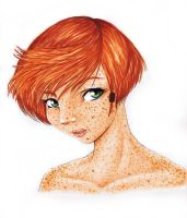 A Study in Freckles by Lani-San