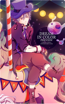 Dream Of Carnival - preview by circus-usagi
