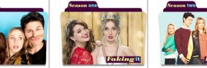Faking it Folder Icons by nellanel