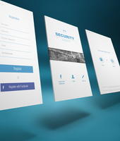 App for Security Agency by sashooa