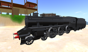 "LMS Class 5 ""Black Five"" by Appletart-Longshot"
