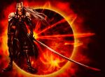 Sephiroth by WHite-warior-wolf