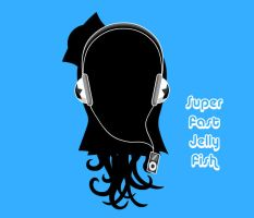 Superfast Jellyfish IPod by tyrblue