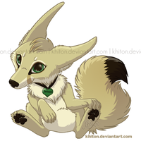 Fennec for Jenna by khiton