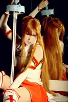 Sword Art Online Asuna Cosplay (Kimi Cosplay) by K-I-M-I