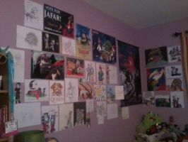 New Room, New Walls! by InvaderSonicMx