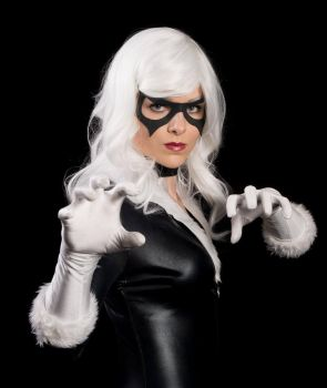 Black Cat. The Claws Are Out!!!! by PIPPA-512
