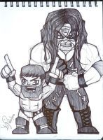 Team Hell No by emceelokey