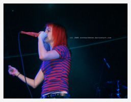 Paramore X by wontbackdown