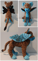 Plush Butterflyger by Noxx-ious