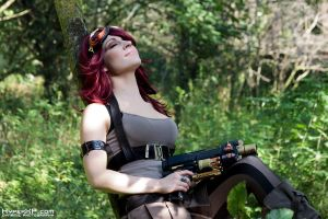 Steampunk : 2012 : Relax by HyperXP