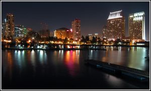 San Diego Waterfront 2011 by JoeBostonPhotography