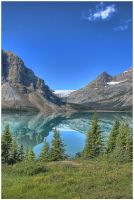 Bow Lake 2 by od1e