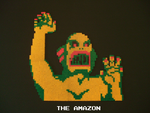 Perler Amazon by NES--still-the-best