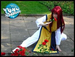 YYH :: Kurama :: Cosplay by noc1412