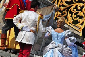 Cinderella and Charming by BellesAngel