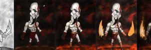 Proceso Kratos by lepeART