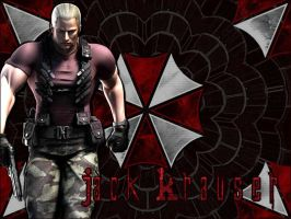 Jack Krauser by TakerTookMyToys