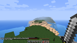 Minecraft (Intel HD 3000) by coolperez8