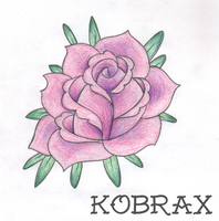 Rosa traditional by Kobraxxx