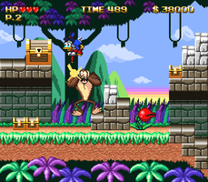 Ducktales Remastered Mockup Snes by ScepterDPinoy