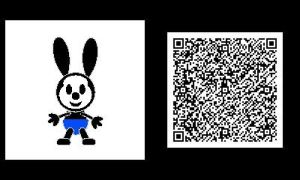 Freaky Forms 3DS Oswald by Juliusrabbito
