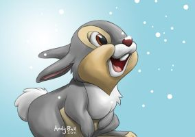 1 Day - Thumper by ShadowedImages