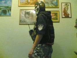 my airsoft clothes by 32Rabbit