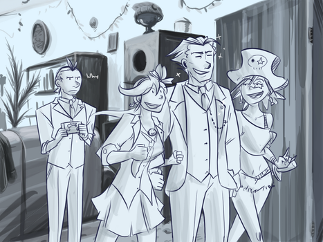 Trucy's dad has got it goin on by Loopy-Lupe