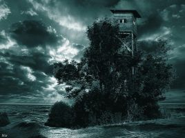 Tower of melancholy by miirex