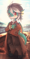 Le Classy Pirate by puinkey