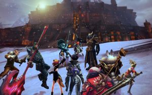 Codex going at war - Tera Online by Aetaluta