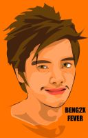 Vector Portrait of BengBeng by maddaluther